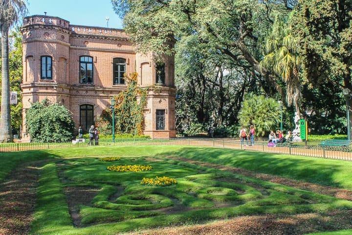 Jardín Botanico de Buenos Aires - O que fazer em Buenos Aires - Roteiro de 3 dias em Buenos Aires