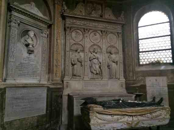 Igrejas romanas - Santa Maria del Popolo