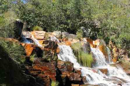cachoeira almécegas II - Chapada dos Veadeiros