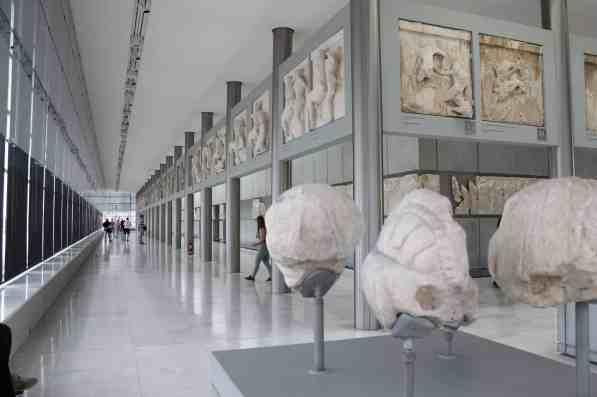 Museu da Acrópole, Atenas - O que fazer em uma conexão longa em Atenas