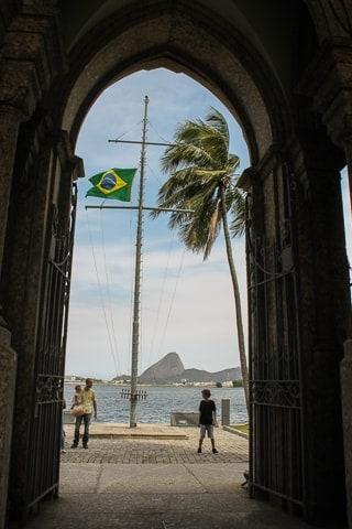 Visita guiada à Ilha Fiscal, no Rio de Janeiro