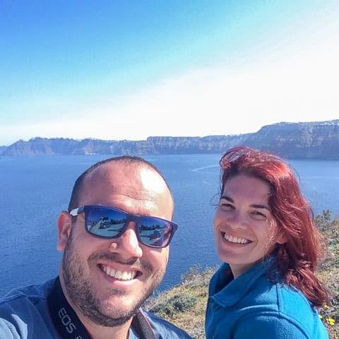Grécia pela primeira vez - Santorini