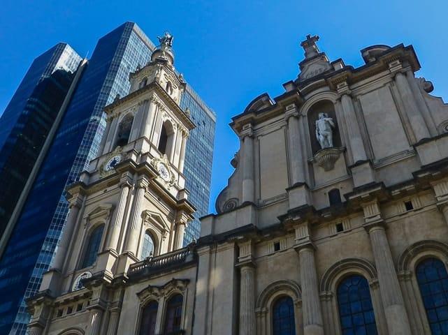 Igrejas do Rio de Janeiro - para visitar e se apaixonar. Igreja Nossa Senhora do Carmo da Antiga Sé