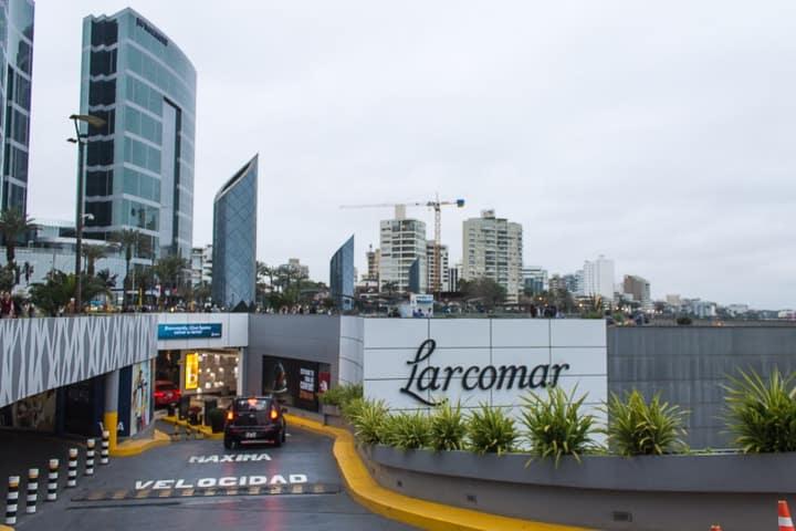 Malecón de Miraflores e Parque del Amor - Lima - peru