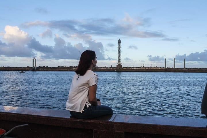 Retrospectiva de viagem 2017 - Recife