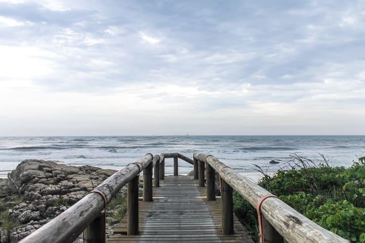 Retrospectiva de viagem 2017 - Ilha do Mel