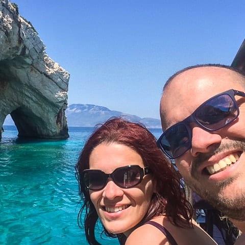 Retrospectiva de viagem 2017 - Zakynthos
