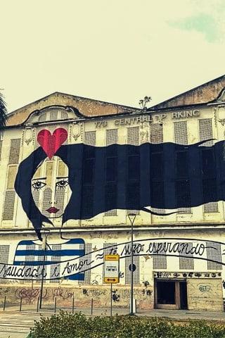 Street art no Rio de Janeiro - Rita Werner