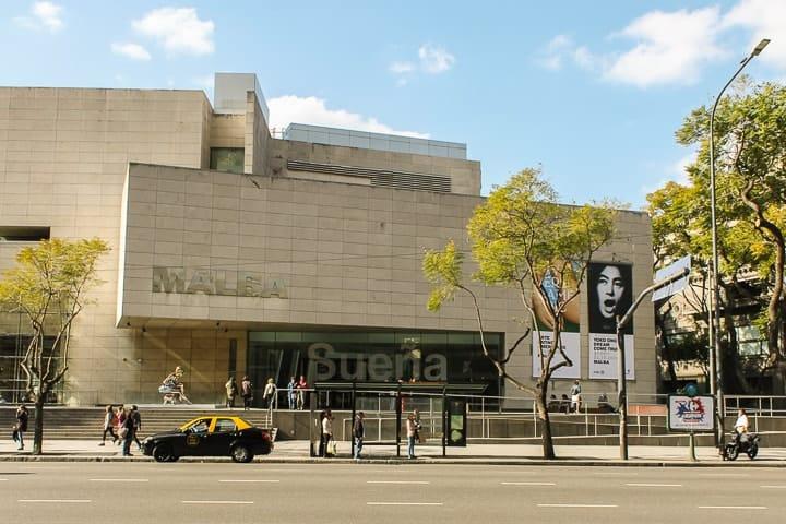 Museo MALBA. Buenos Aires além do básico - Roteiro de 5 ou 7 dias em Buenos Aires
