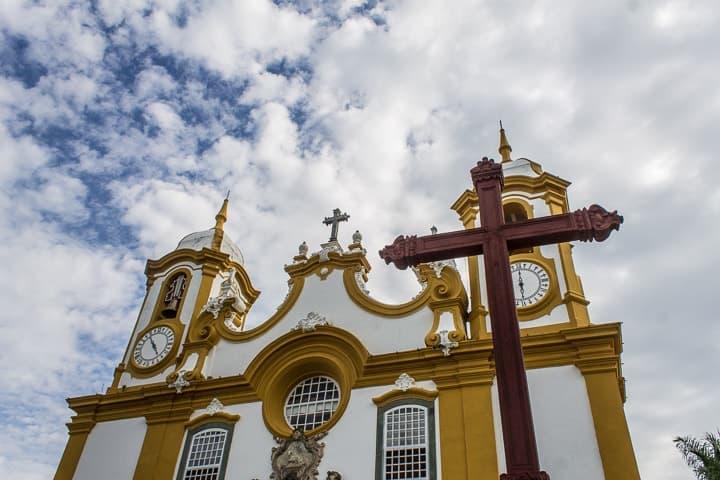 Matriz de Santo Antônio - O que fazer em Tiradentes, MG