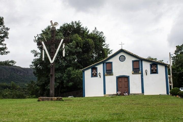 Capela de São Francisco de Paula, O que fazer em Tiradentes, MG