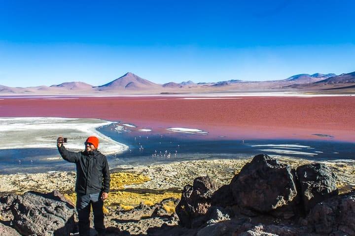 Tour Salar de Uyuni dia 2 - Laguna Colorada