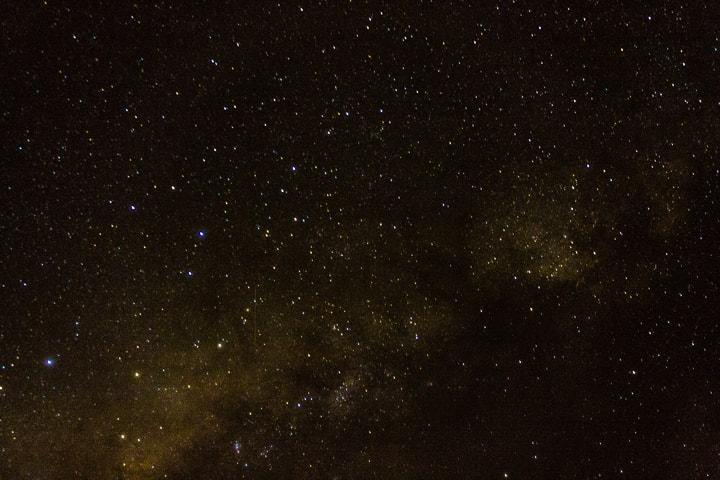 Tour Salar de Uyuni dia 2 - céu no deserto