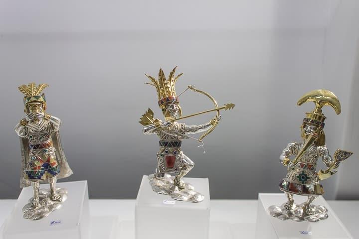 Vale Sagrado dos Incas - produtos de Prata em Pisac