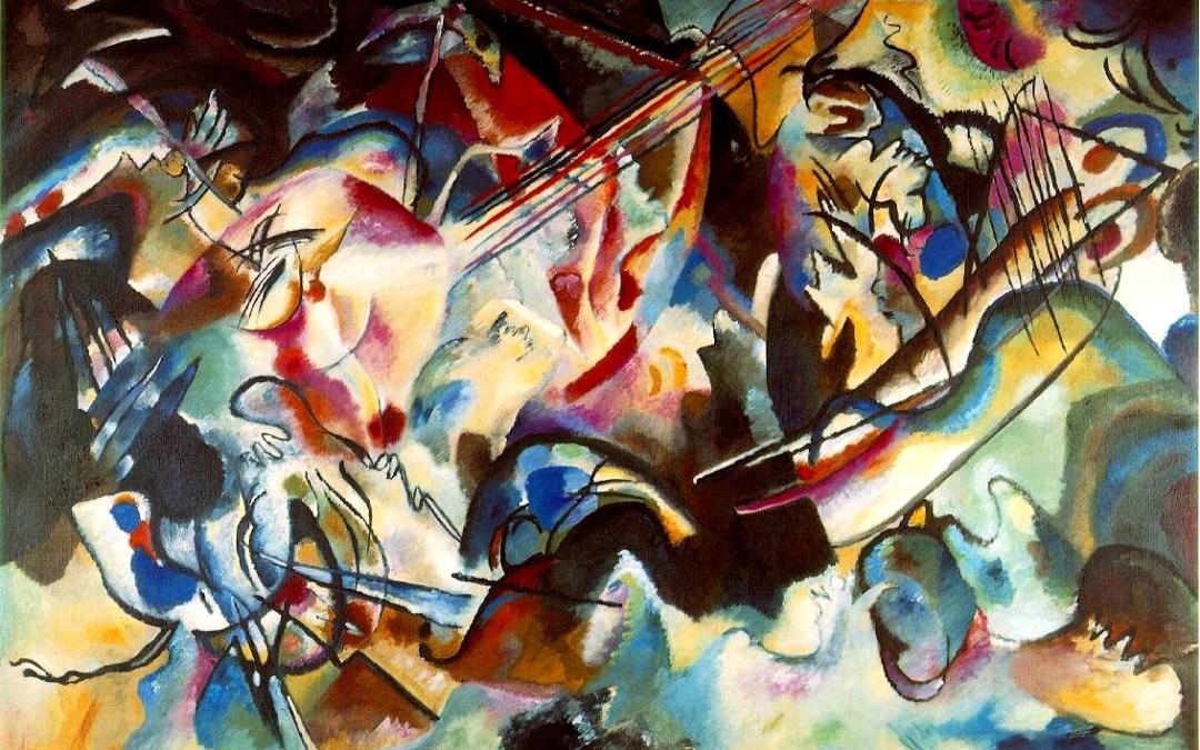 Edouard Lamoine : «  Kandinsky m'a profondément inspiré »