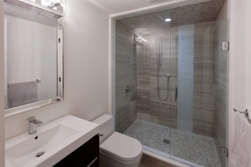 creating elegant bathroom tile patterns