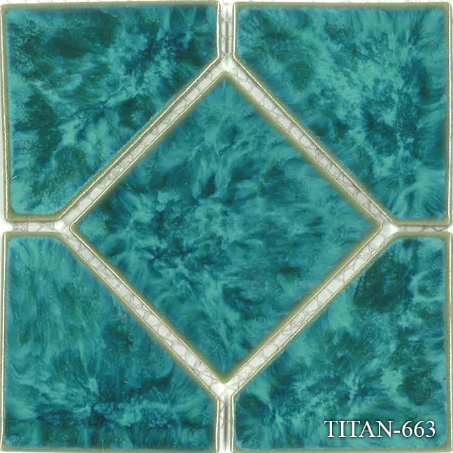 what is the best tile to put around a pool
