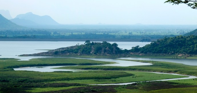 Palani lakes