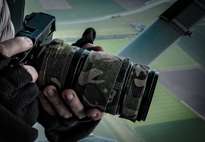 Fujifilm 50-140mm f2.8 – All ready for combat