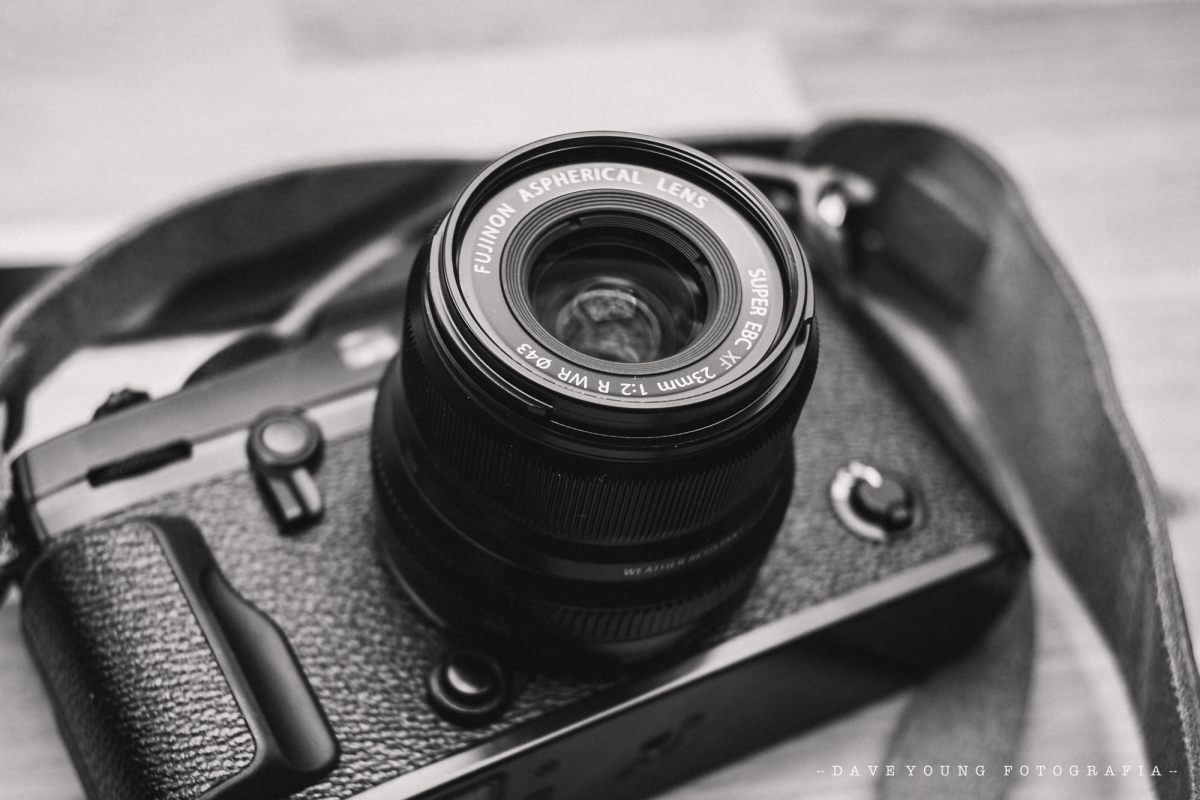 Fujifilm 23mm f/2 Review Time