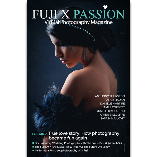 Fuji X Passion Virtual Photography Magazine - July 2018