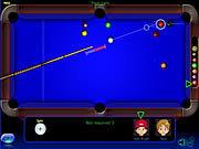Click to Play Billiard Blitz 3 Nine Ball