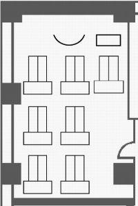 福岡商工会議所 貸会議室B1ーb号室