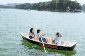 Boathouse Ohori Park