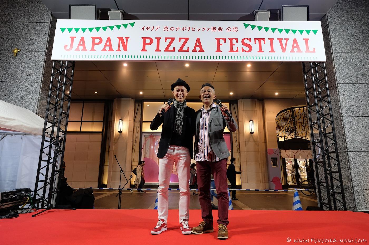 japan pizza festival, pizza, neapolitan, fukuoka