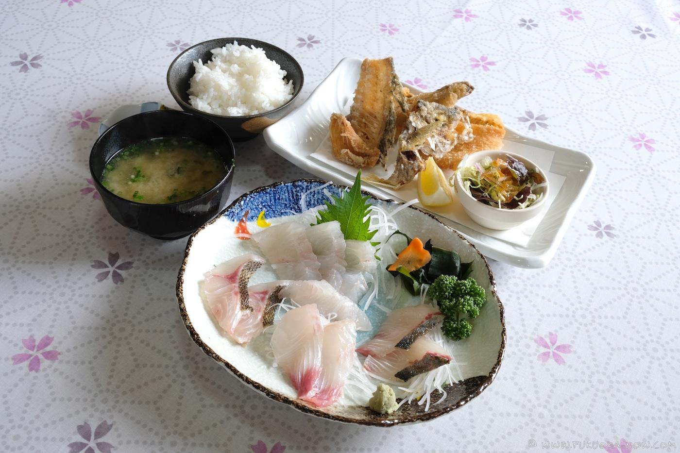 itoshima, fresh seafood, maruta katsugyo, fukuoka