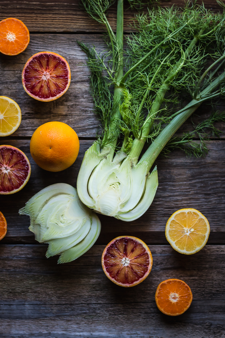 citrus fennel