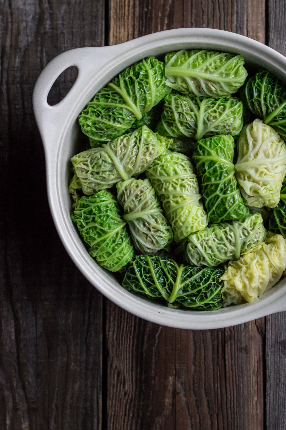 lahanodolmades - greek cabbage rolls