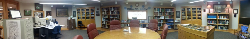 Indiana Room panorama