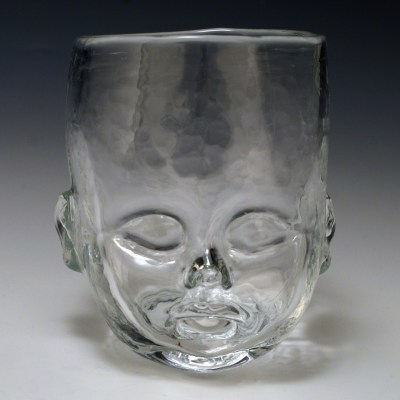 Baby Head Cup Clear