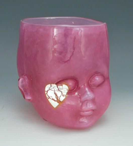 Heart Breaker Baby Head Cup