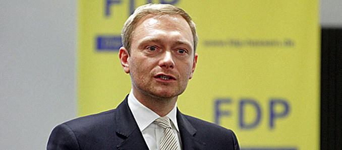 Christian Lindner (FDP)