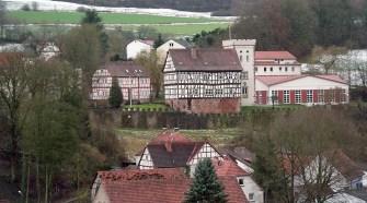 Blick auf Buchenau