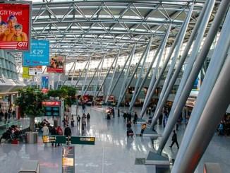Flughafen Duesseldorf1