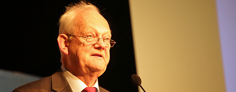 Dr. Norbert Herr verstorben