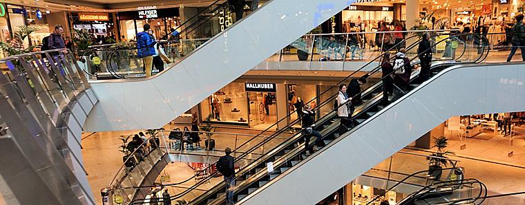 Einzelhandelsumsatz kräftig eingebrochen