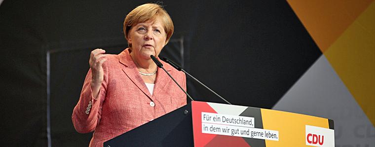 Merkel: Union wird richtige Schlüsse aus Wahlschlappe ziehen