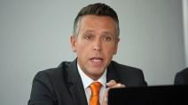 Christian Beser, Chef der DAK-Gesundheit in Fulda