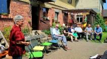 Vorstellung der Heilpflanzenschule in Steinwand-Rauschelbach