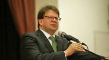 Der Oberbürgermeister der Stadt Fulda, Dr. Heiko Wingenfeld