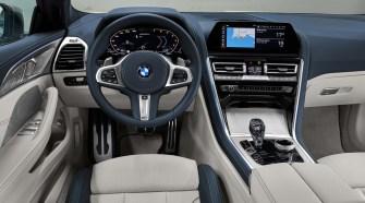 BMW 8er Gran Coupé. Fotos: BMW