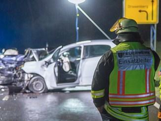 Tödlicher Unfall auf regennasser Fahrbahn bei Schlüchtern