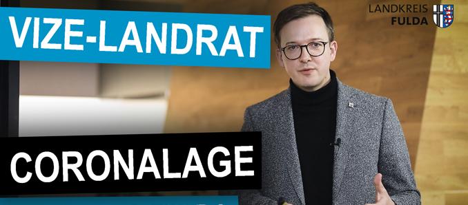 Vize-Landrat und Gesundheitsdezernent Frederik Schmitt im Video