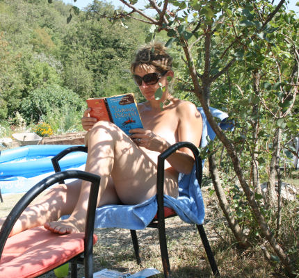 Image result for naturist reading