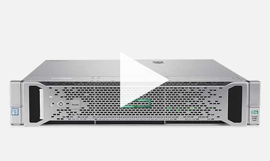 HPE Server - Partner HPe Italia - Milano e Padova - ProLiant DL380 Gen9
