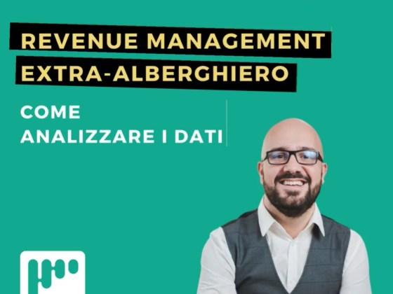 Revenue Management Extralberghiero - Come analizzare i dati